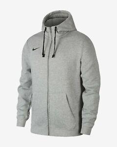 Nike Men's Club 19 Hoodie Grey XL