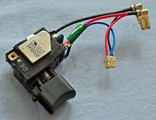 Makita Schalter Elektronik  BTD 140 130 F BTS 130 BTW 250  251 Orginal 650564-0