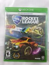 Rocket League: Collector's Edition (Microsoft Xbox One, 2017) NEW Sealed