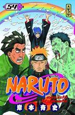 Naruto T.54 Kishimoto Masashi occasion Livre
