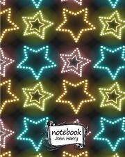 Notebook Journal Dot-Grid,Graph,Lined,Blank No Lined : Star Wallpaper No. 2 :...
