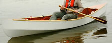 Build a Burmarsh 13' (4.06m) Open Canoe DIY Plans/Full Size Patterns