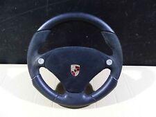 Porsche GT 980 Momo Lenkrad Alcantara mit Airbag