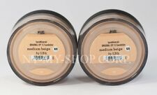 bare-escentuals bareminerals medium beige 8g N20 xl foundation SPF 15- Lot of 2