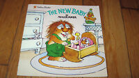 The New Baby by Mercer Mayer Little Critter Series 2003 Softcover