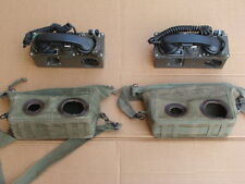 2 Feldtelefon telefon Vietnam modello CY-1277B/PT Case telephone Made in USA