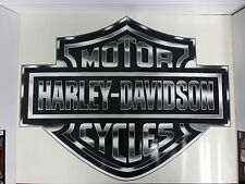 Harley-Davidson Bar & Shield Extra Large Trailer Decal Sticker NEW