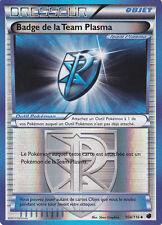 Badge de la Team Plasma Reverse-N&B:Glaciation Plasma-104/116-Carte Pokemon Neuv