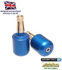 "Oberon grandes Universal Bar End Pesos (7/8 ""Bar-Azul) - ube-0914-blue"