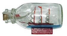 Maquette voilier bateau en bouteille décoration marine objets marins neuf