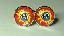 Primal Scream, Sreamadelica Album Cover Rock Cufflinks