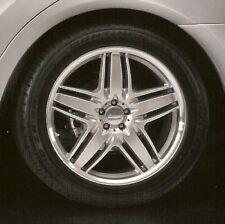"Mercedes Genuine Lorinser RS9 22"" Wheels ML-Class W164"