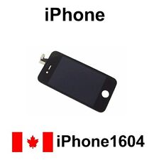 Black iPhone 4G Front LCD Touch Screen Digitizer Lens Assembly Fast Shipping