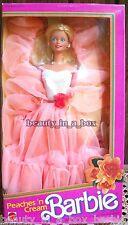 Peaches 'n Cream Barbie Doll 1984 Classic ~ Clear Box Great ~ N and