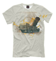 Ураган ПВО t-shirt Hurricane volley fire system Russian Army 584592
