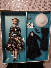 Grâce Kelly L'Romance Silkstone Poupée Barbie 2011 Doré Étiquette Mattel #T7944