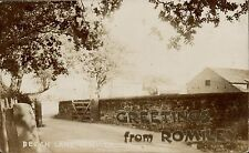 Romiley. Beech Lane. Greetings from Romiley.