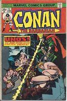 Conan the Barbarian #51 | June 1975 | Marvel Comics