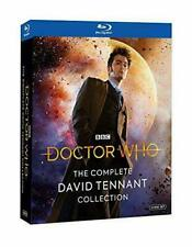 Doctor Who: The Complete David Tennant [Blu-ray] - Brand New - Free Shipping