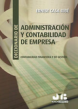 Dictionary of administration and accounting business.