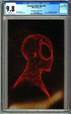 AMAZING SPIDER-MAN #55 - CGC 9.8 - 2ND PRINT GLEASON RED VIRGIN VARIANT