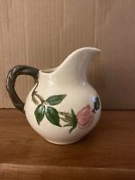 Vintage Franciscan Desert Rose Creamer Made in California USA CHIPPED