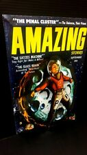 Amazing Stories Comics Sept in 3-D large 11x17