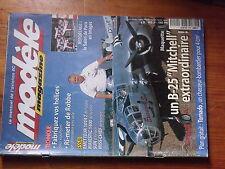 $$6 Revue modele magazine N°596 Plan encarte Tornado  B-25 Mitchell  Majestic 14