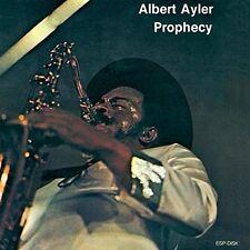 ALBERT AYLER - PROPHECY RECORDED LIVE, NYC, JUNE 14, 1964  VINYL LP NEU