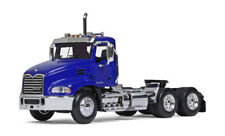 1/64 FIRST GEAR BLUE Mack Pinnacle Day Cab