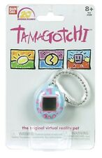 Pre-BANDAI Tamagotchi 20th Anniversary Digital Pet Blue Pink Limited Edition