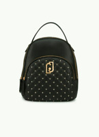 Borsa Donna LIU JO , A69140 E0041 , S BACKPACK , NERO ,129€  LJ BAG liujo  SALDI