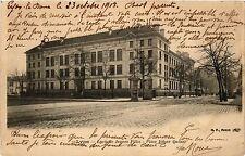 CPA Lyon-Lycée de Jeunes Filles, Place Edgar Quinet (426454)