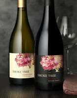 Smoke Tree Variety Pack 2016 from Moet Hennessy (Pinot and Chard)**12 BOTTLES**