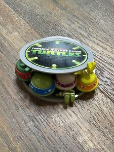 2013 Teenage Mutant Ninja Turtles Man Hole Cover Cake Topper Euc