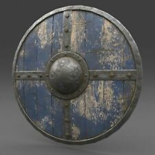 Medieval Viking Armour Shield Fully Functional Medieval Shield For Battle/ Decor