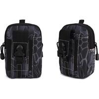 12Colors Leather Fanny Pack Waist Bag Pouch Travel Purse  Belt Pocket Adjustable