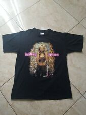 Vtg britney spears Tour shirt Single Stitch 2000 Oops! I Did It Again Made USA