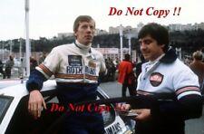Walter Rohrl Opel Ascona 400 Winner Monte Carlo Rally 1982 Photograph 5