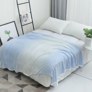 Blanket Summer quilt Bed cover flat sheet pure bamboo fiber cool towel blankets