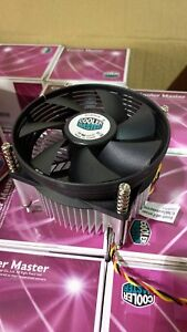 (NEW) Cooler Master - CPU Fan/Heatsink for Intel LGA 775 - DI5-9HDSL-0L-GP