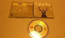 CD Soundtrack Platoon 11.Tracks 1987 The Doors Aretha Franklin Percy Sledge ....