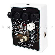 Electro-Harmonix Bass 9 Machine Polyphonic Guitar Pedal with Bass Tones