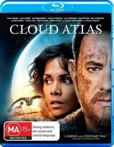 CLOUD ATLAS ( Tom Hanks / Halle Berry ) - Blu-Ray