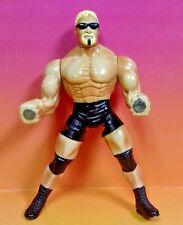 SCOTT STEINER Pappa Pump Big Booty Daddy 1999 Marvel Figure WWF WCW NWO TNA Rare
