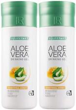 2x LR Aloe Vera Drinking Gel Honey NEU 2 Liter OVP  (mit Honig)