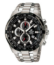 Casio Edifice EF-539D-1AV Chronograph 100M Water Resistant Gent's Watch