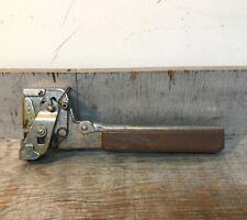 Duo-Fast Corp Model 755 Hammer Stapler Tacker Vintage Brown Handle