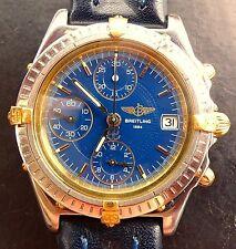 Breitling Chronomat Armbanduhren im Luxus-Stil