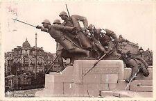 Br18659 Veviers groupe de Militaire du Monument Commemoratif de Guerrre belgium